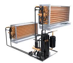 Приточно-вытяжные установки с тепловым насосом